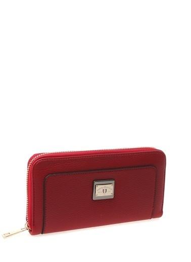 Pascal Classıc&Polo Clutch / El Çantası Kırmızı